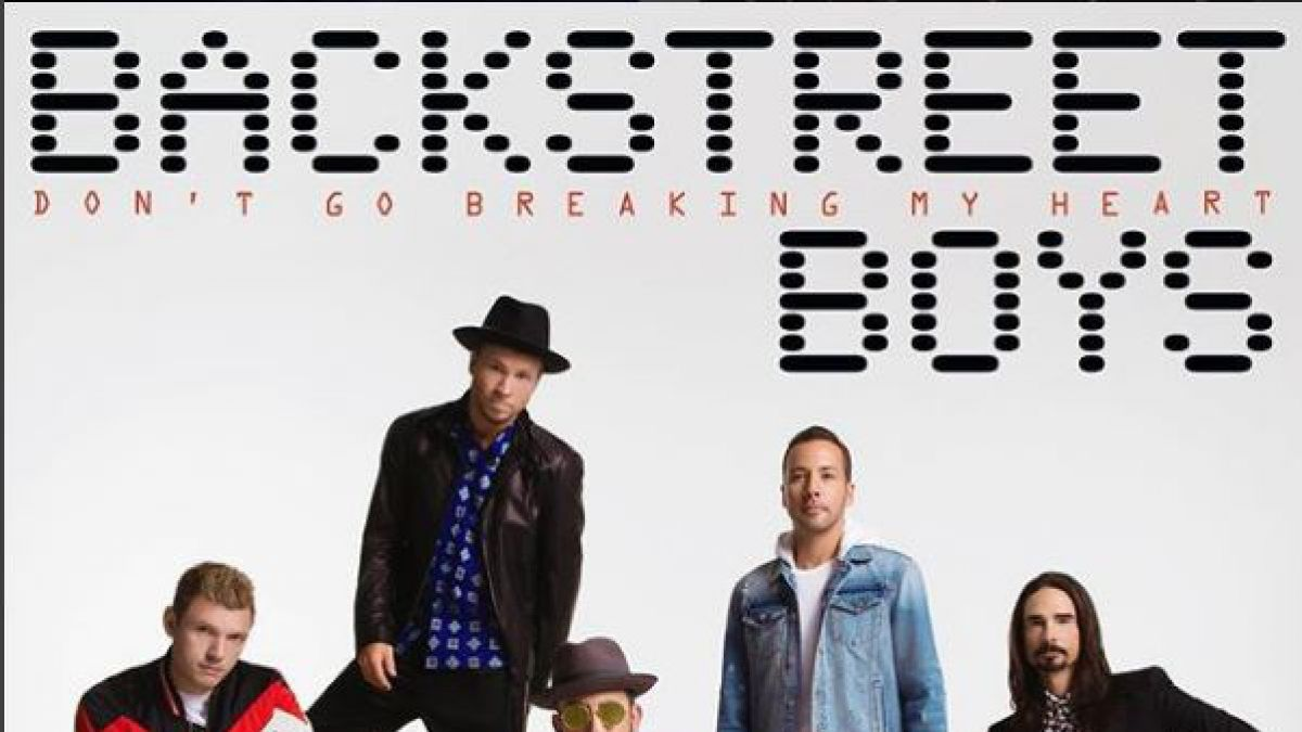 Los Backstreet Boys están de vuelta