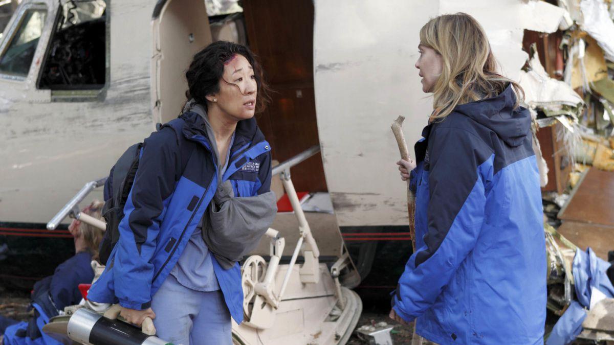Greys Anatomy: a seis años de Flight, el capítulo más terrible | Tele 13