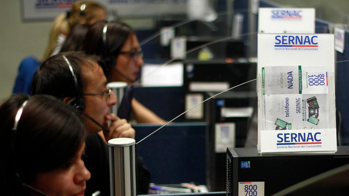 Sernac habilita sitio web sobre proceso de pago de los 7 mil pesos de compensación por colusión