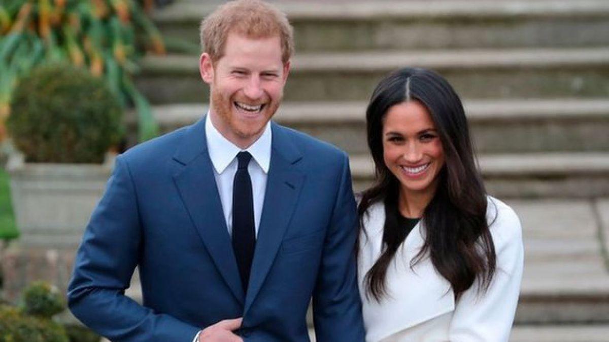 Boda del Príncipe Harry y Meghan Markle: ¿A qué hora se podrá ver la ceremonia en Chile?