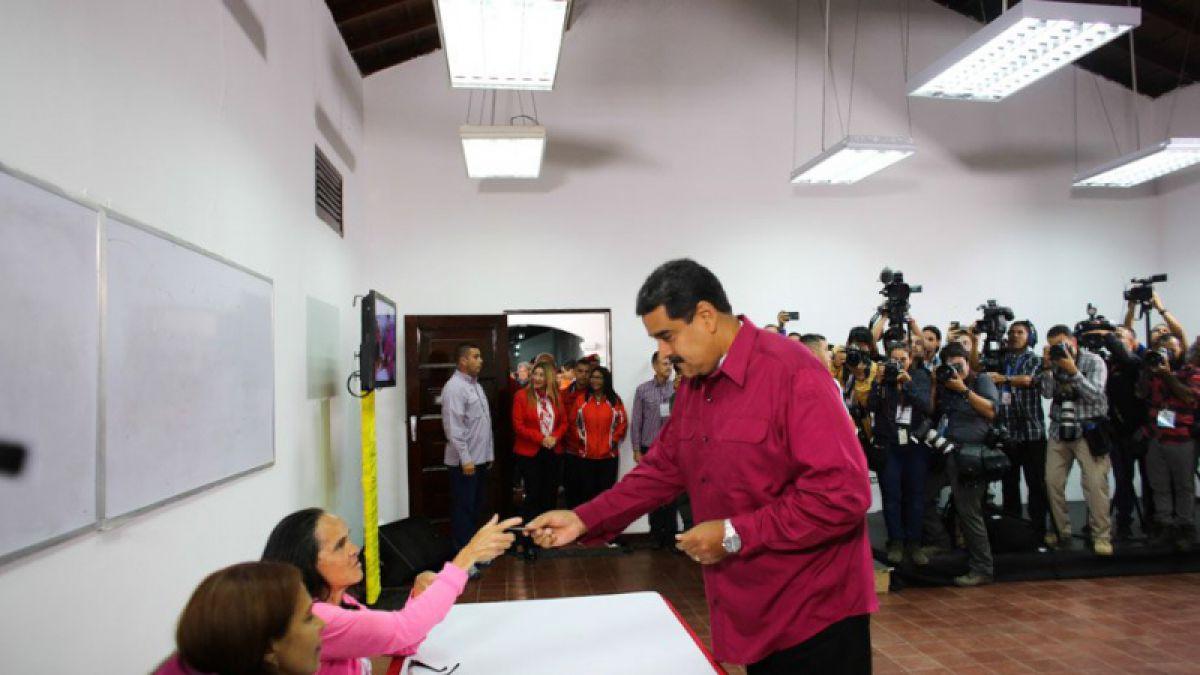 Maduro ordena movilizar votantes en medio de reportes de baja participación