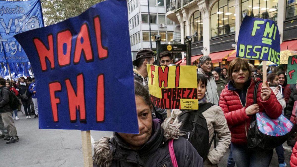 La tensión que se vive en Argentina ante el regreso de la crisis económica