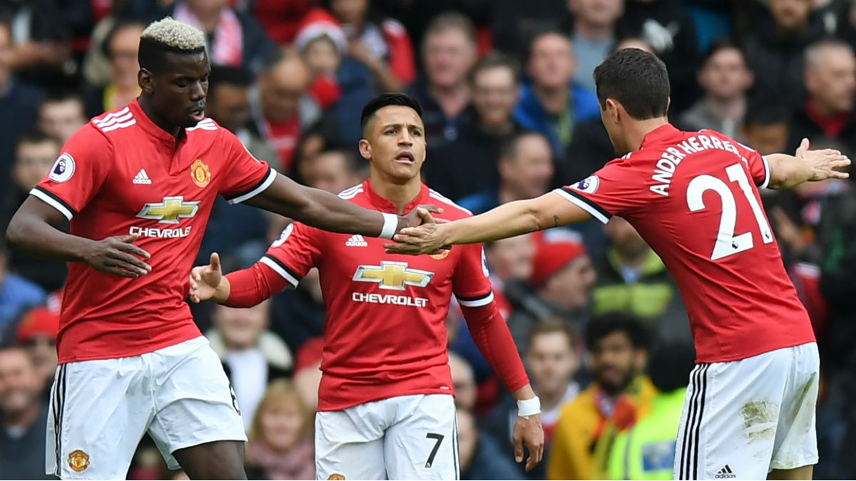 Manchester United de Alexis Sánchez es el equipo de fútbol más caro del mundo