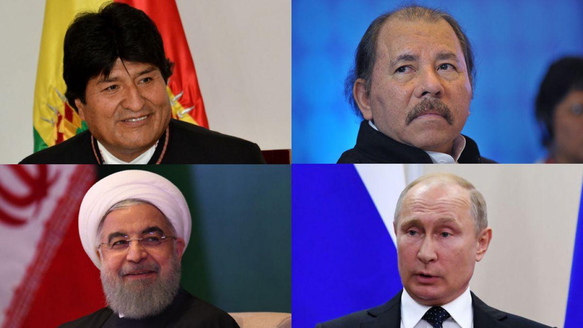 Maduro echa al mayor diplomático de Estados Unidos — Venezuela