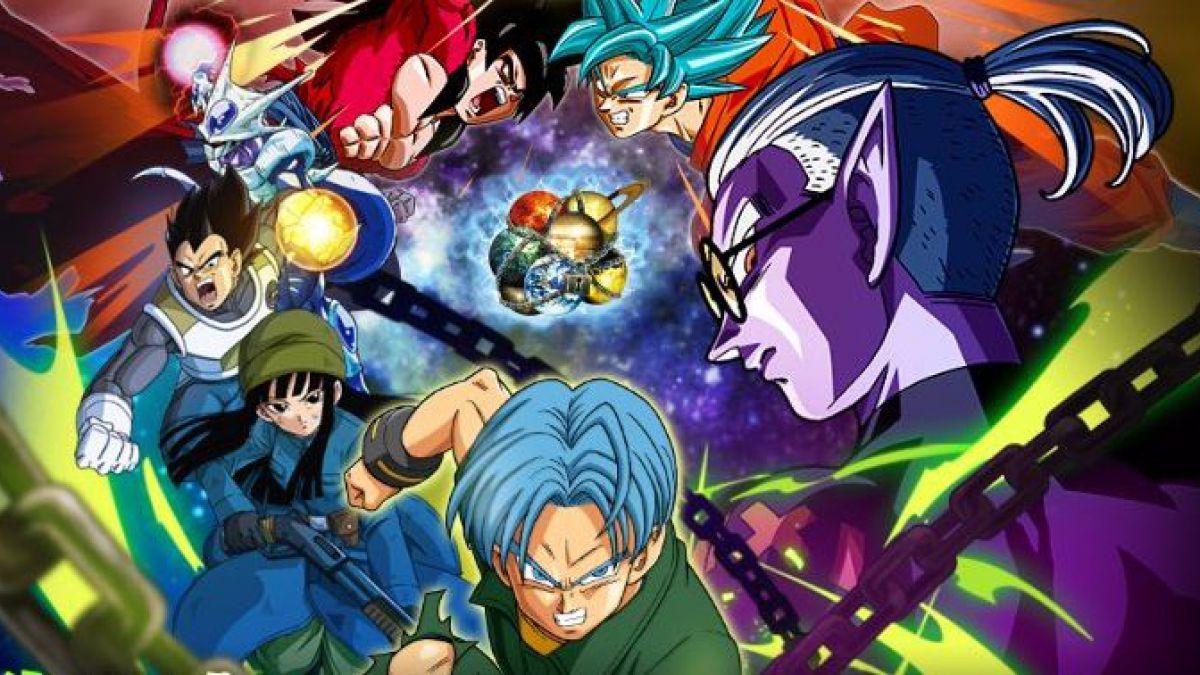 Revelada la sinopsis del primer episodio del nuevo anime — Dragon Ball Heroes