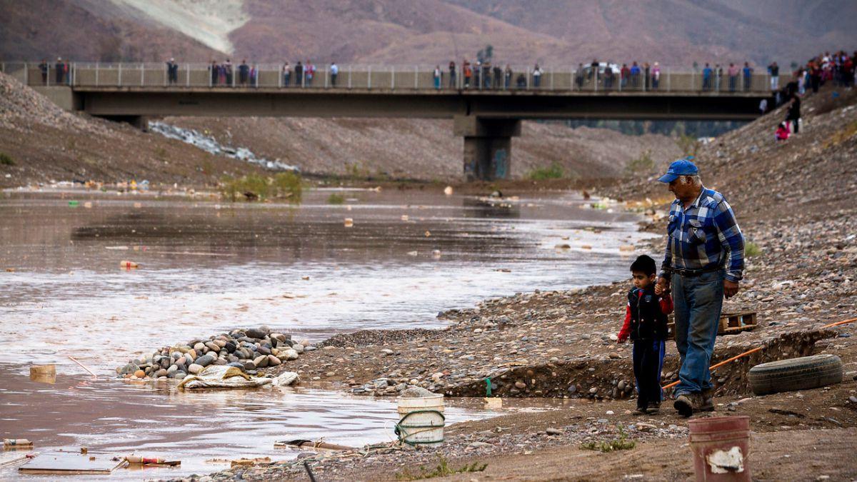 [VIDEO] ¿Cómo enfrentar la ausencia de lluvias? Expertos de la Universidad de Chile dan ideas