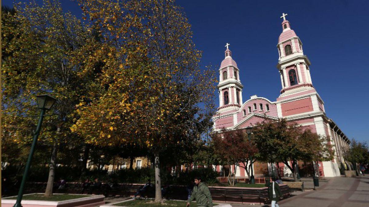[VIDEO] Fiscalía realiza diligencias por investigación a sacerdotes en Rancagua y Santiago