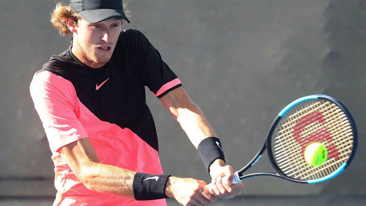 Nicolás Jarry se medirá ante un top ten en los cuartos de final del ATP de Hamburgo