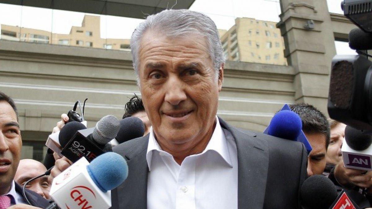 Caso Cascadas: Tribunal Constitucional rebaja multa a Julio Ponce Lerou