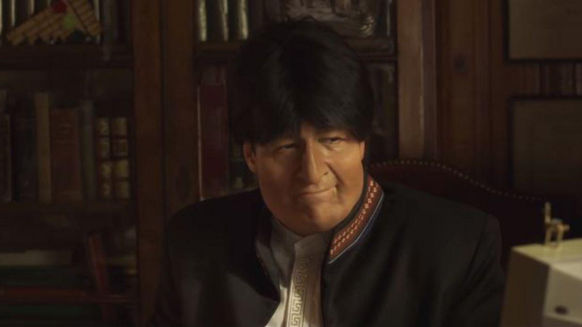 Bolivia se queja por una publicidad chilena que se burla de Evo