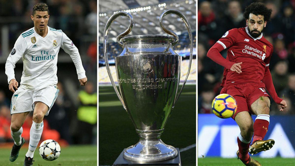 Real Madrid vs. Liverpool: Sigue aquí la final de la UEFA Champions League
