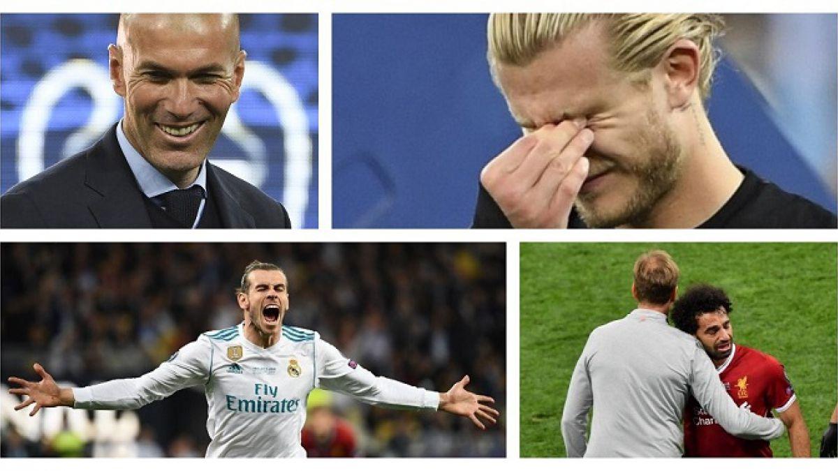 Las cinco postales que grafican los momentos claves de la final de la Champions League