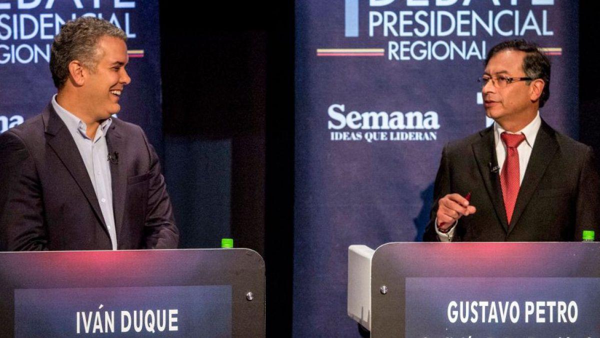 Elecciones en Colombia: tres diferencias irreconciliables entre Duque y Petro
