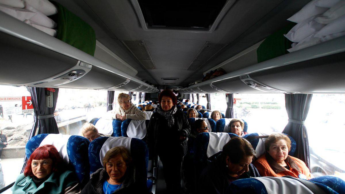 Vacaciones Tercera Edad: 22 mil cupos para acceder a viajes rebajados hasta en un 89%