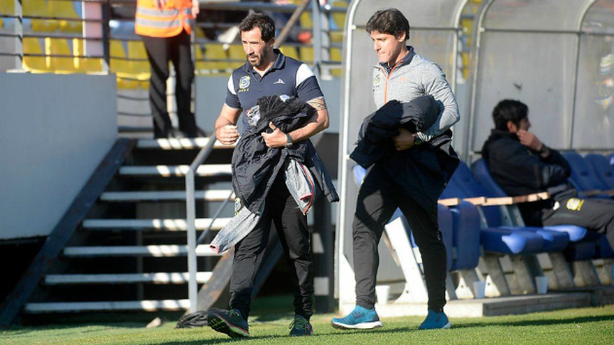 "[VIDEO] Everton oficializa salida del técnico Pablo ""Vitamina"" Sánchez"