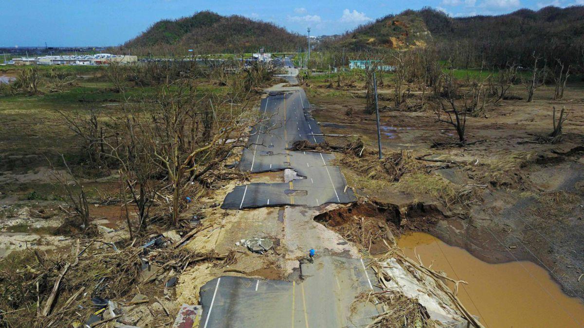 Huracán María dejó 4.600 muertos en Puerto Rico, 70 veces más que balance oficial