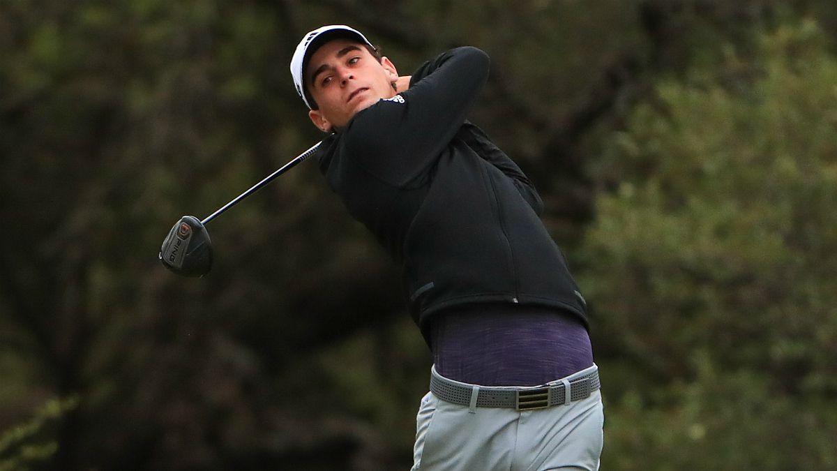 Golf: Joaquín Niemann arranca en la cima del Memorial Tournament en Ohio