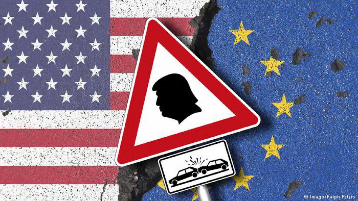 UE, Canadá y México anuncian fuerte reacción contra aranceles de EEUU