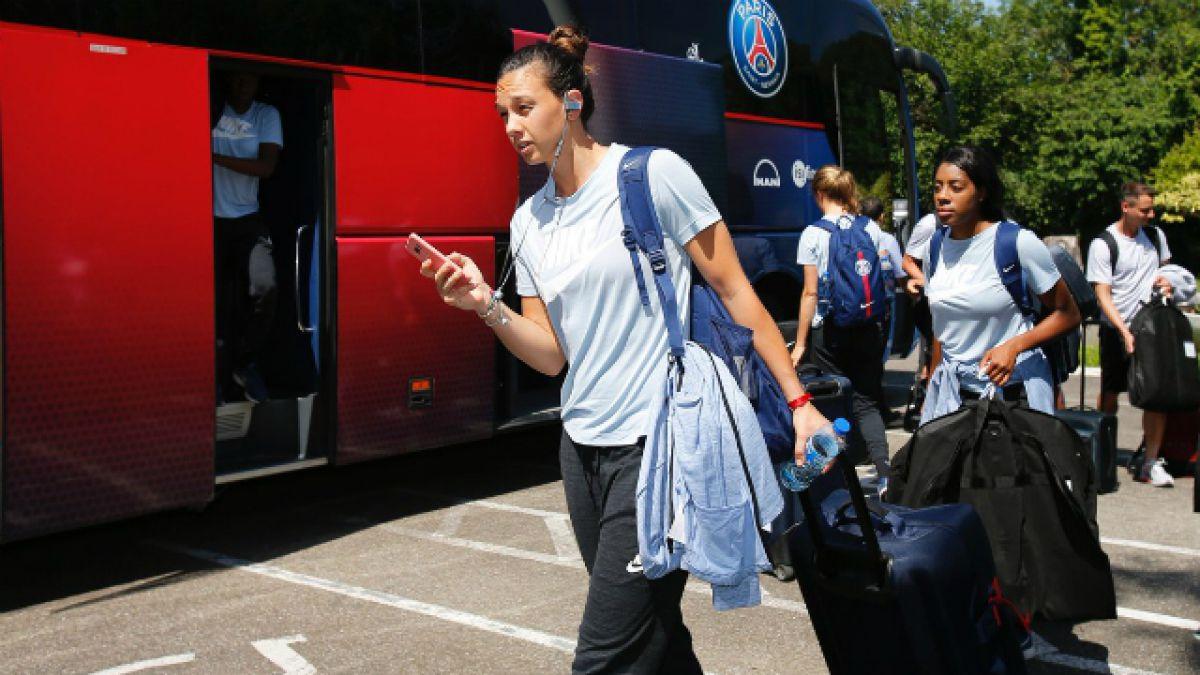 """[VIDEO] El """"tapadón"""" de Christiane Endler que fue clave en título del PSG"""