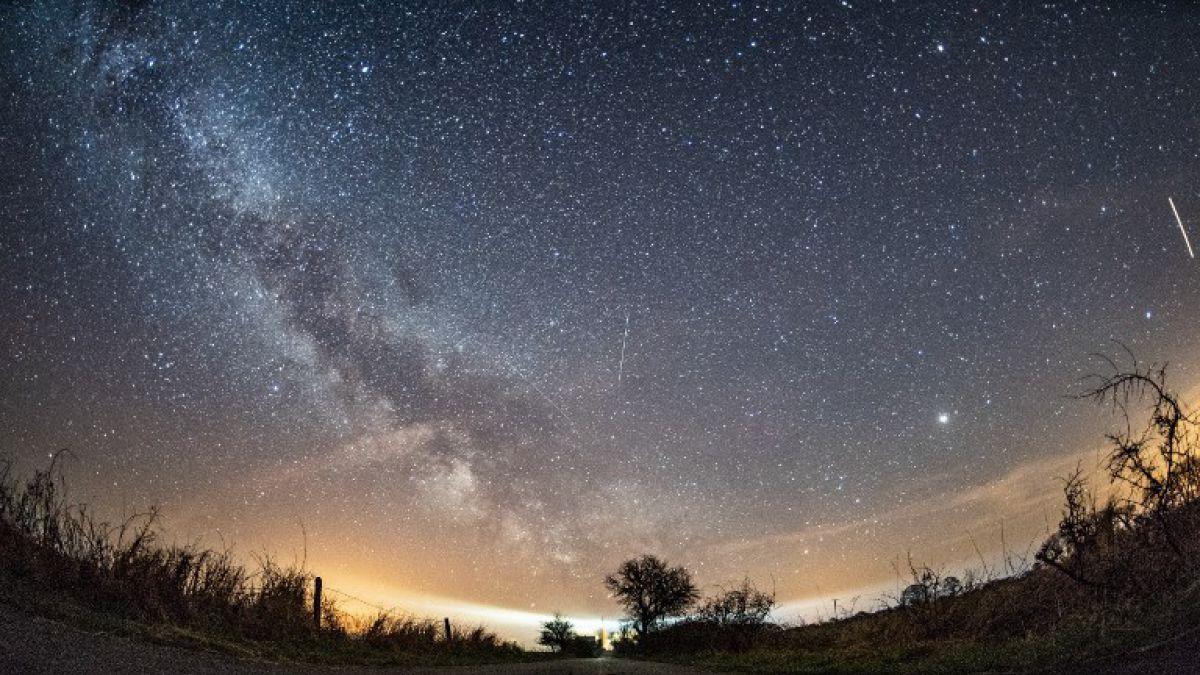 Caída de meteorito iluminó el cielo de China [Viral]