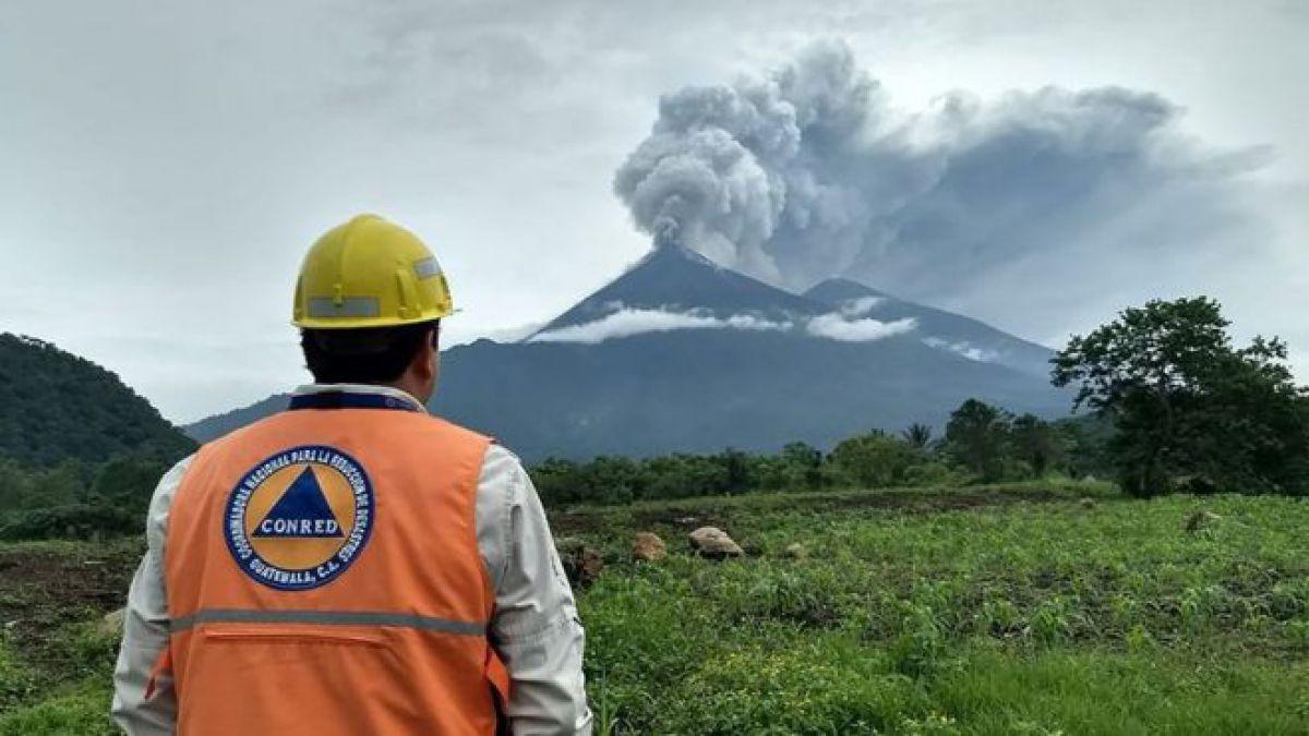 Resultado de imagen para Aumentan los muertos por erupción del Volcán en la Ciudad de Guatemala