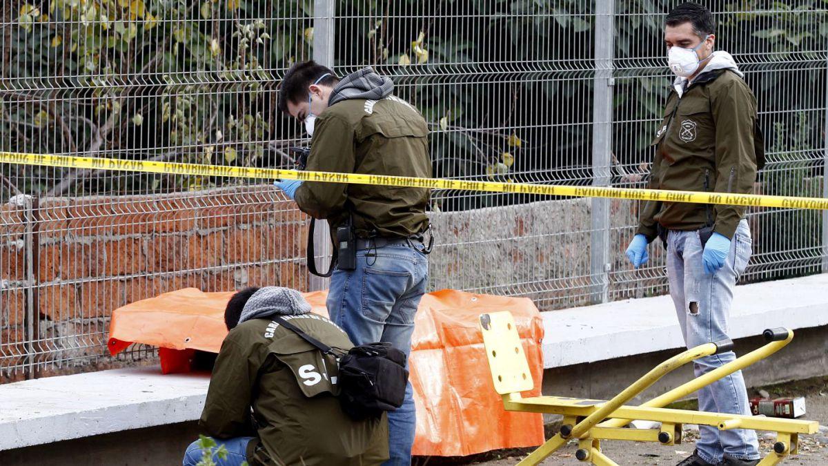 Tres personas murieron en capital chilena por ola de frío