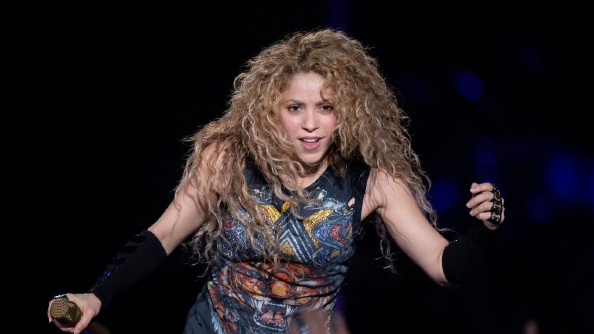 Shakira en Hamburgo