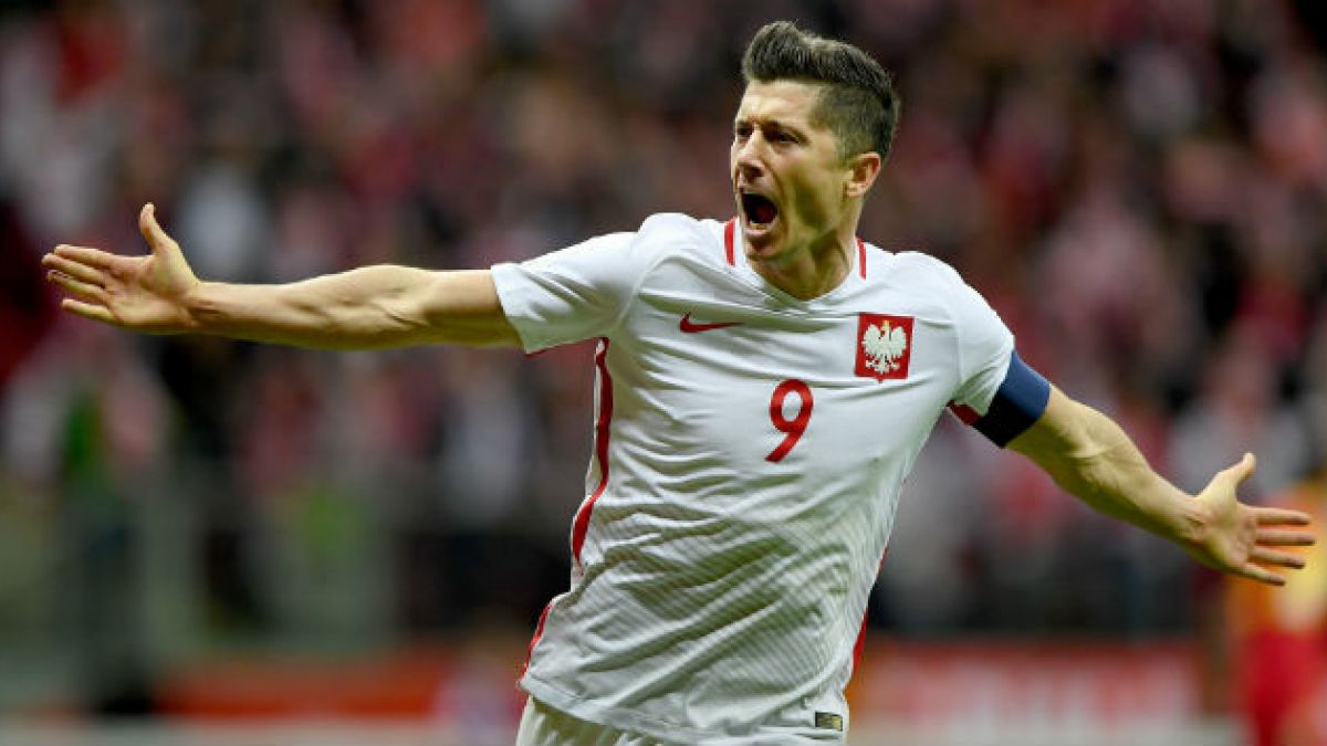 [FOTO] Próximo rival de La Roja ya palpita el Mundial de Rusia