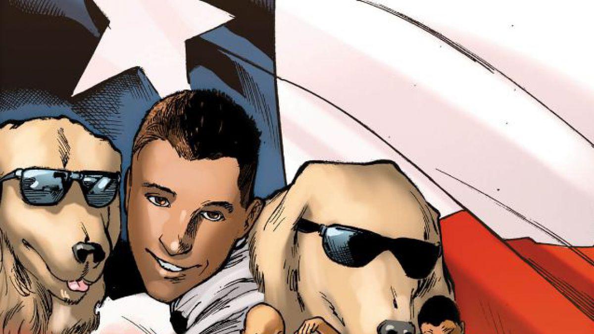 Marvel saca comic del mundial de Rusia 2018