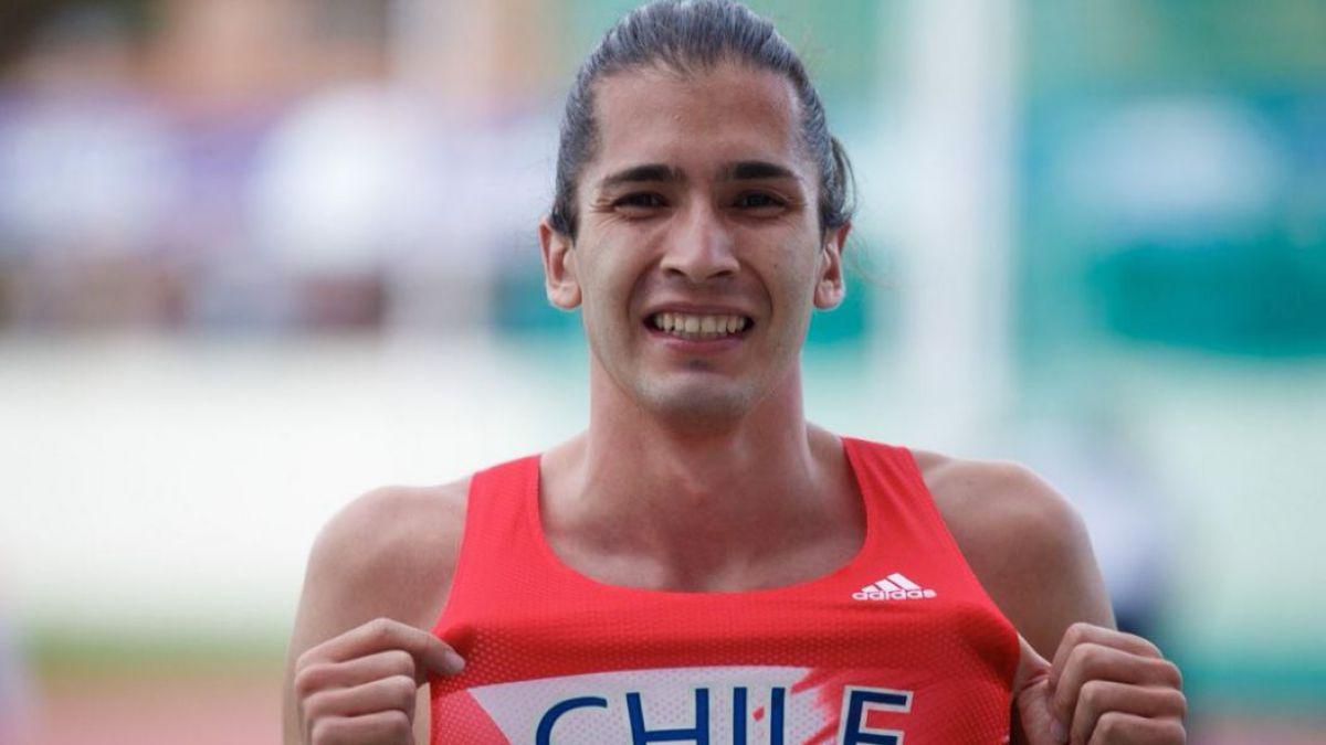 Atleta Carlos Díaz será el abanderado de Chile en el cierre de los Juegos Odesur