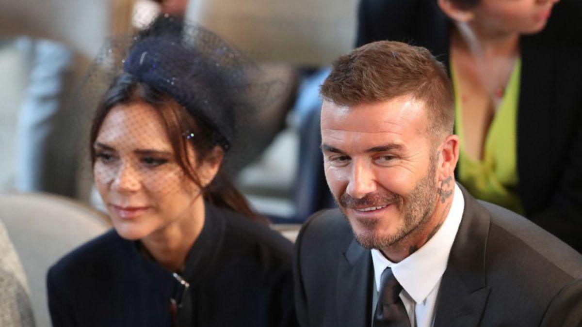 Los Beckham se pronuncian sobre los rumores de divorcio