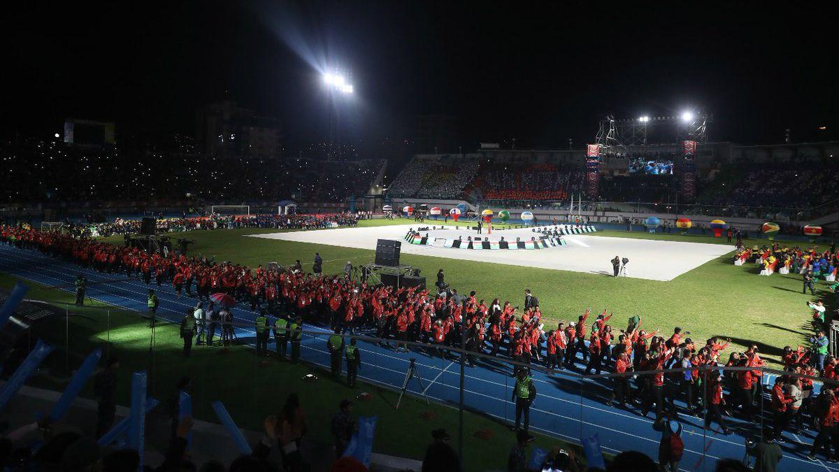 [Minuto a Minuto] El desfile del Team Chile en la ceremonia de clausura de Cochabamba 2018