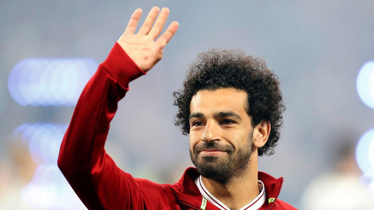 La irónica respuesta de Mohamed Salah a Sergio Ramos tras los dichos sobre su lesión