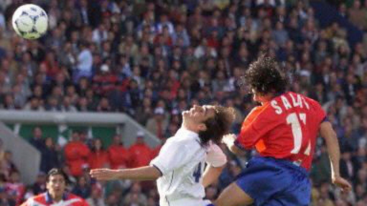 [VIDEO] Se cumplen 20 años del golazo mundialero de Marcelo Salas a Italia