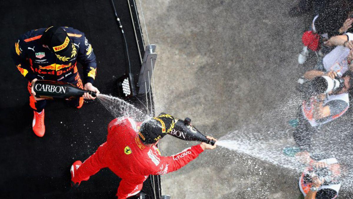 F1 El impresentable error en la última vuelta del final del GP de Canad