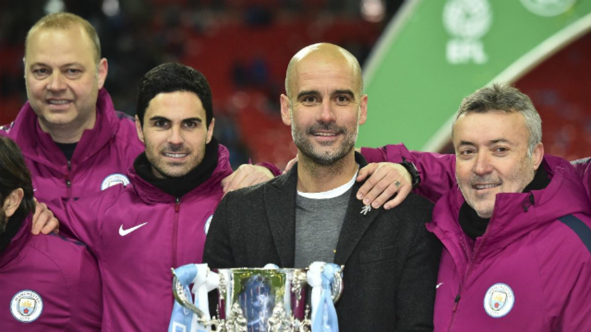 [VIDEO] Josep Guardiola se queda sin asistente en Manchester City