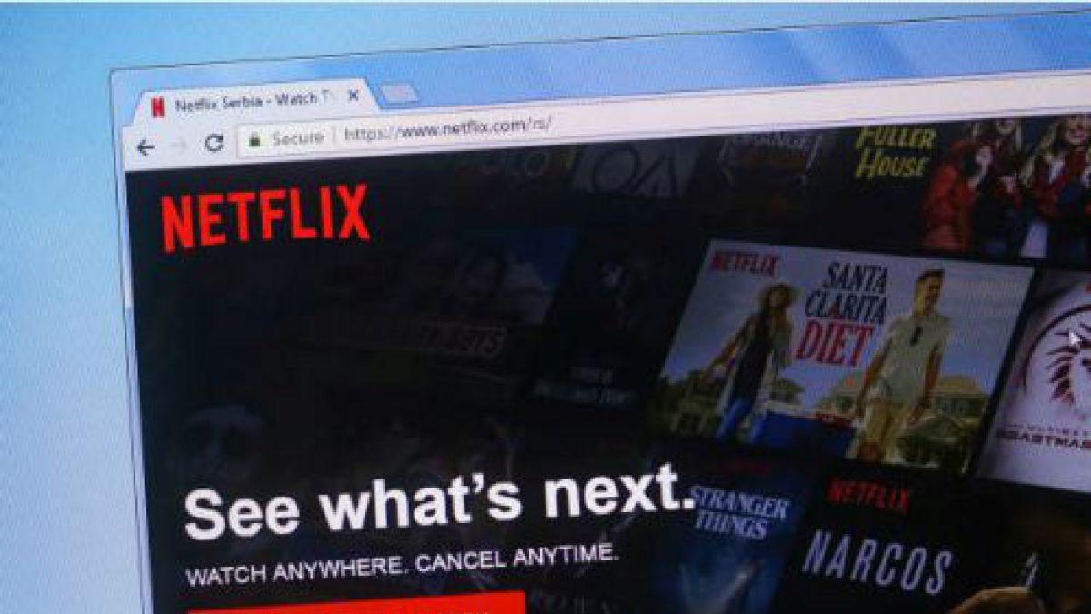 Netflix no funciona hoy y está caído en todo el mundo