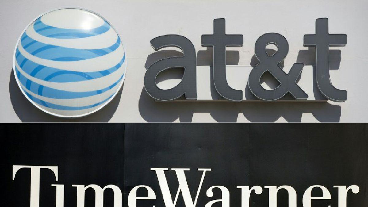 Justicia de EEUU autoriza sin condiciones fusión de AT&T y Time Warner