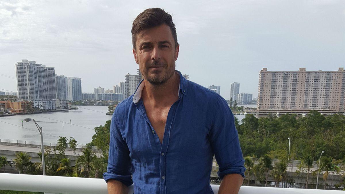 Giancarlo Petaccia en Miami