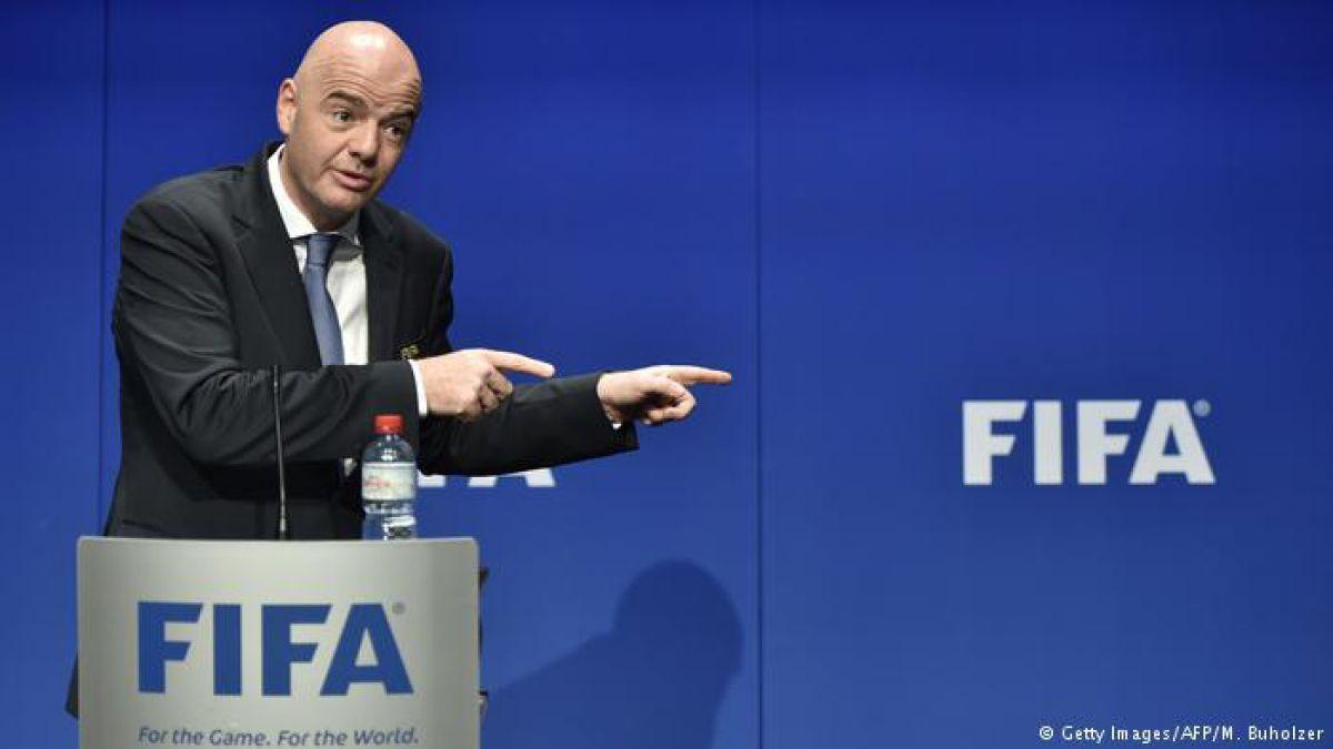 FIFA aumenta a 48 el número de equipos para el Mundial 2026
