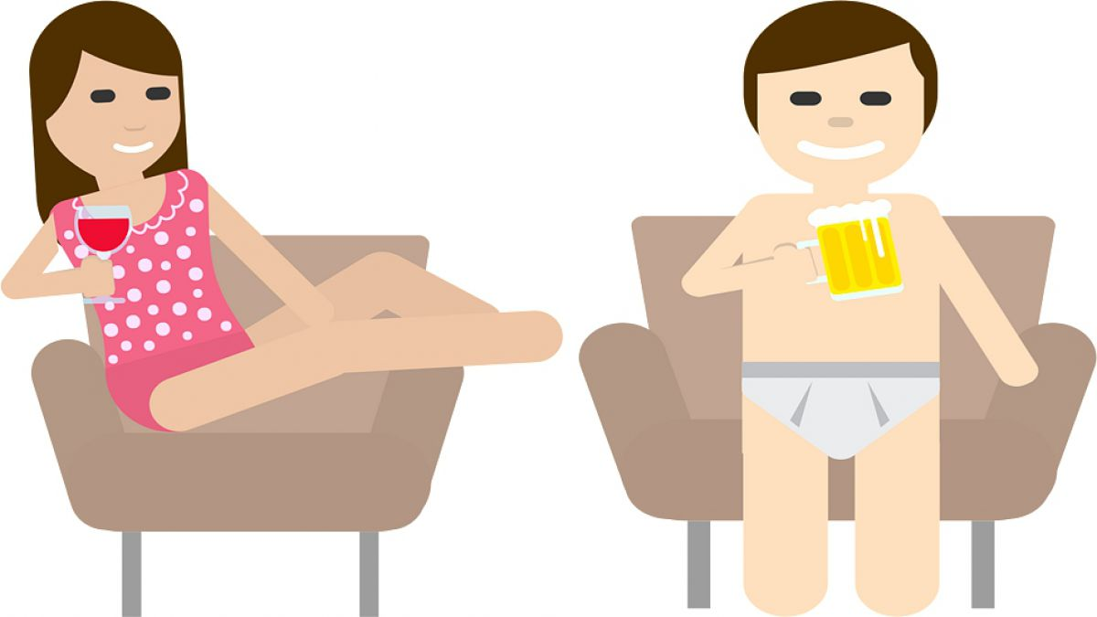 Kalsarikänni, el hábito de Finlandia de tomar solo, en casa y en ropa interior