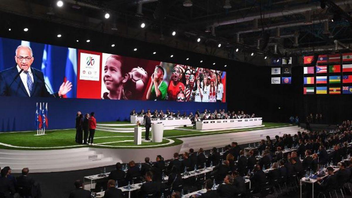Mundial 2026: FIFA elige a Estados Unidos, México y Canadá para ser los anfitriones