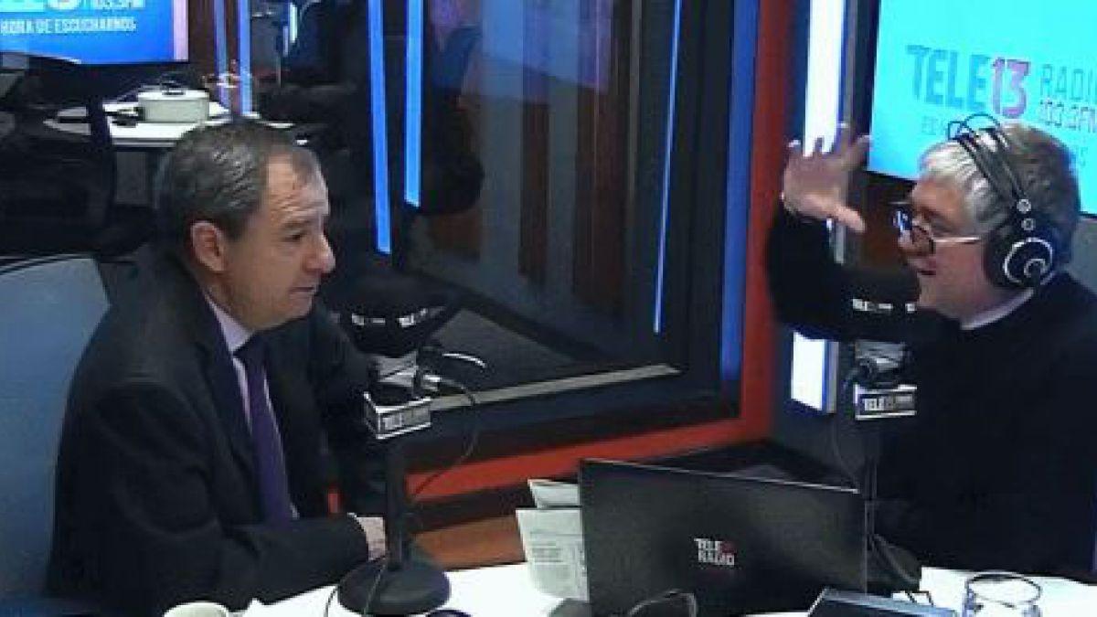 [VIDEO] Ministro Varela y educación no sexista: Estamos trabajando