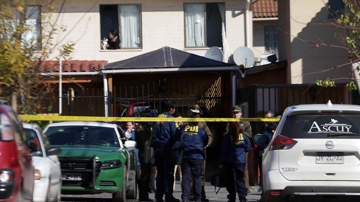 Joven confiesa autoría de doble homicidio en Maipú: mató a su ex pareja y a su ex suegra