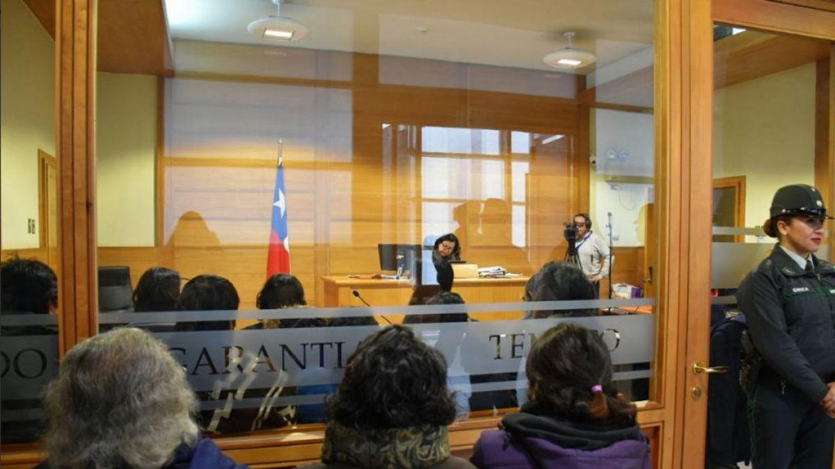 Operación Huracán: Decretan sobreseimiento definitivo de 10 comuneros mapuches