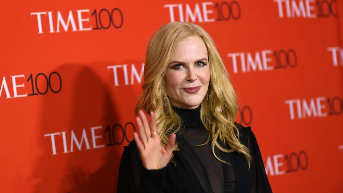 [FOTO] Revelan la primera imagen de Nicole Kidman como la reina Atlanna en Aquaman