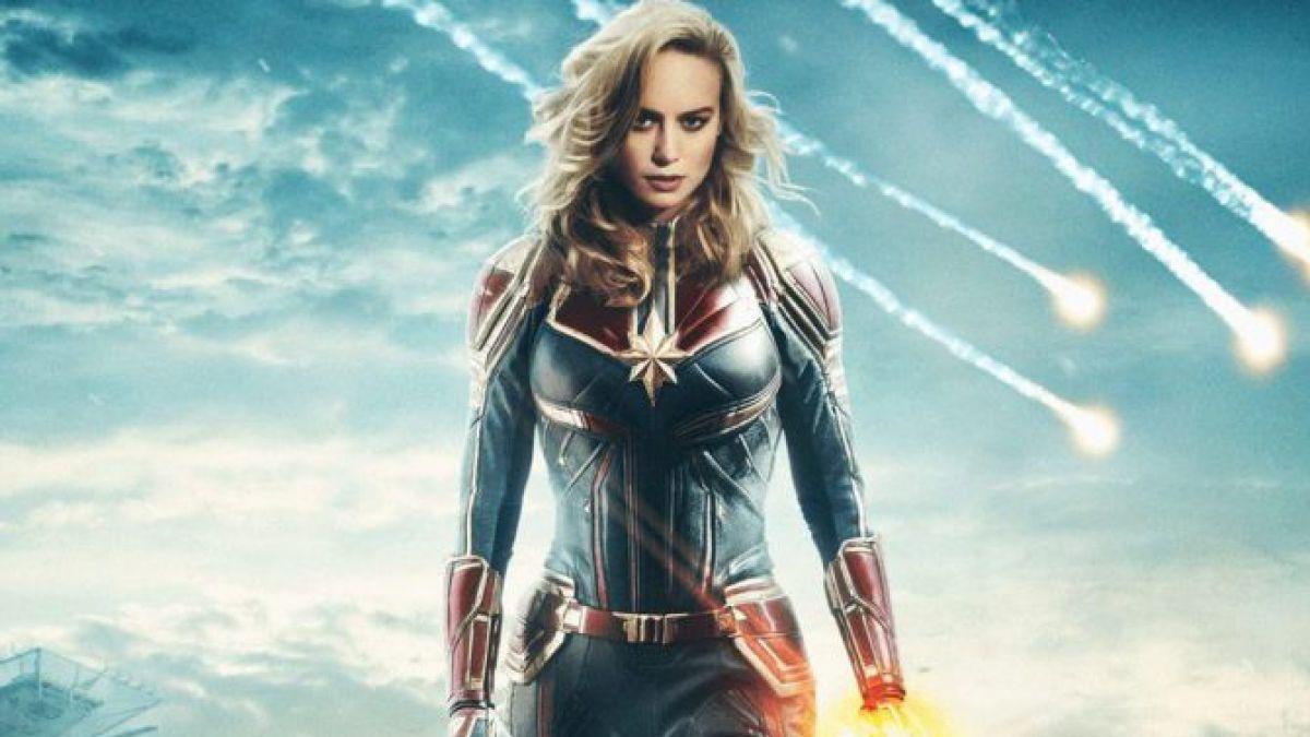 Captain Marvel ya se mezcla con los héroes de Avengers 4