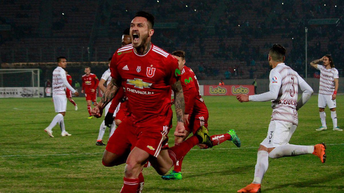 [VIDEO] El cariñoso saludo de Pinilla y otros jugadores de Universidad de Chile por el Día del Padre