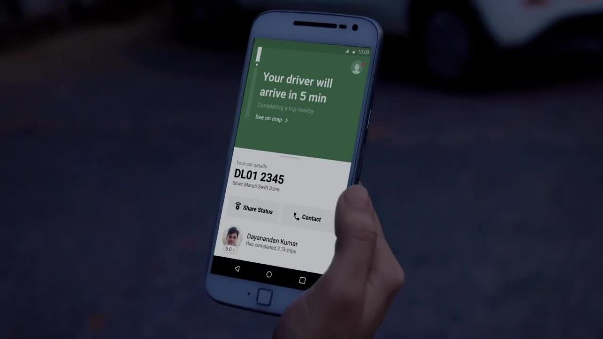 Pareja pide Uber para ir al motel: el chofer era el marido
