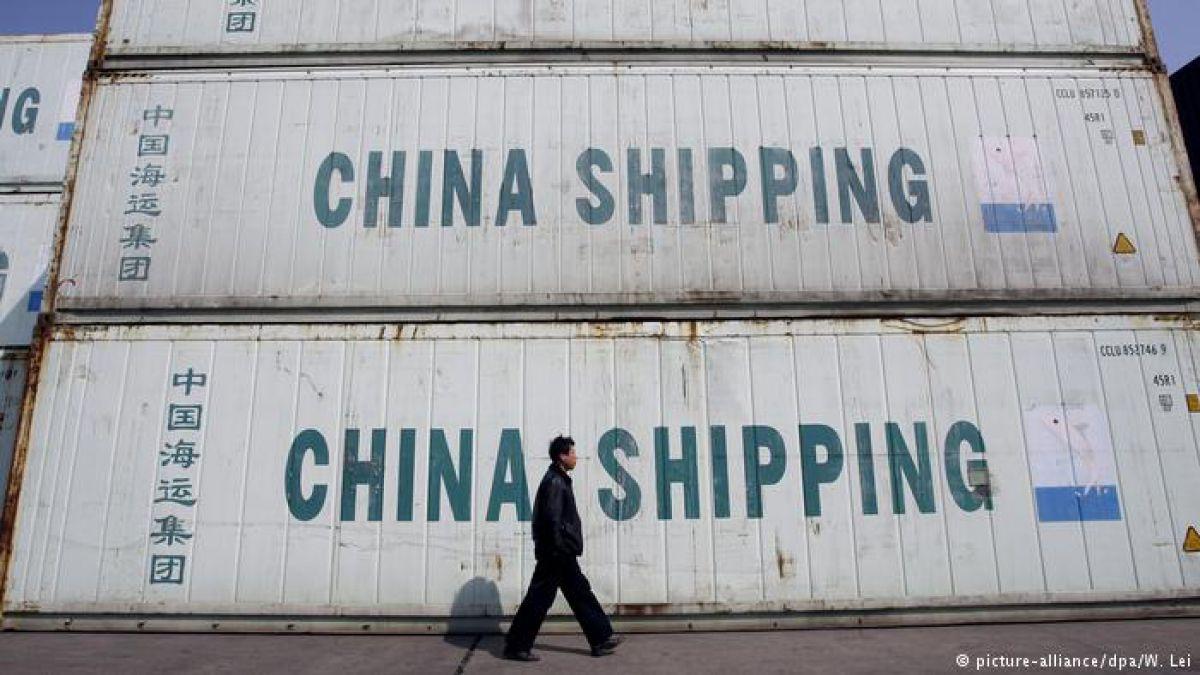 China reacciona con nuevos aranceles a productos de EE.UU.